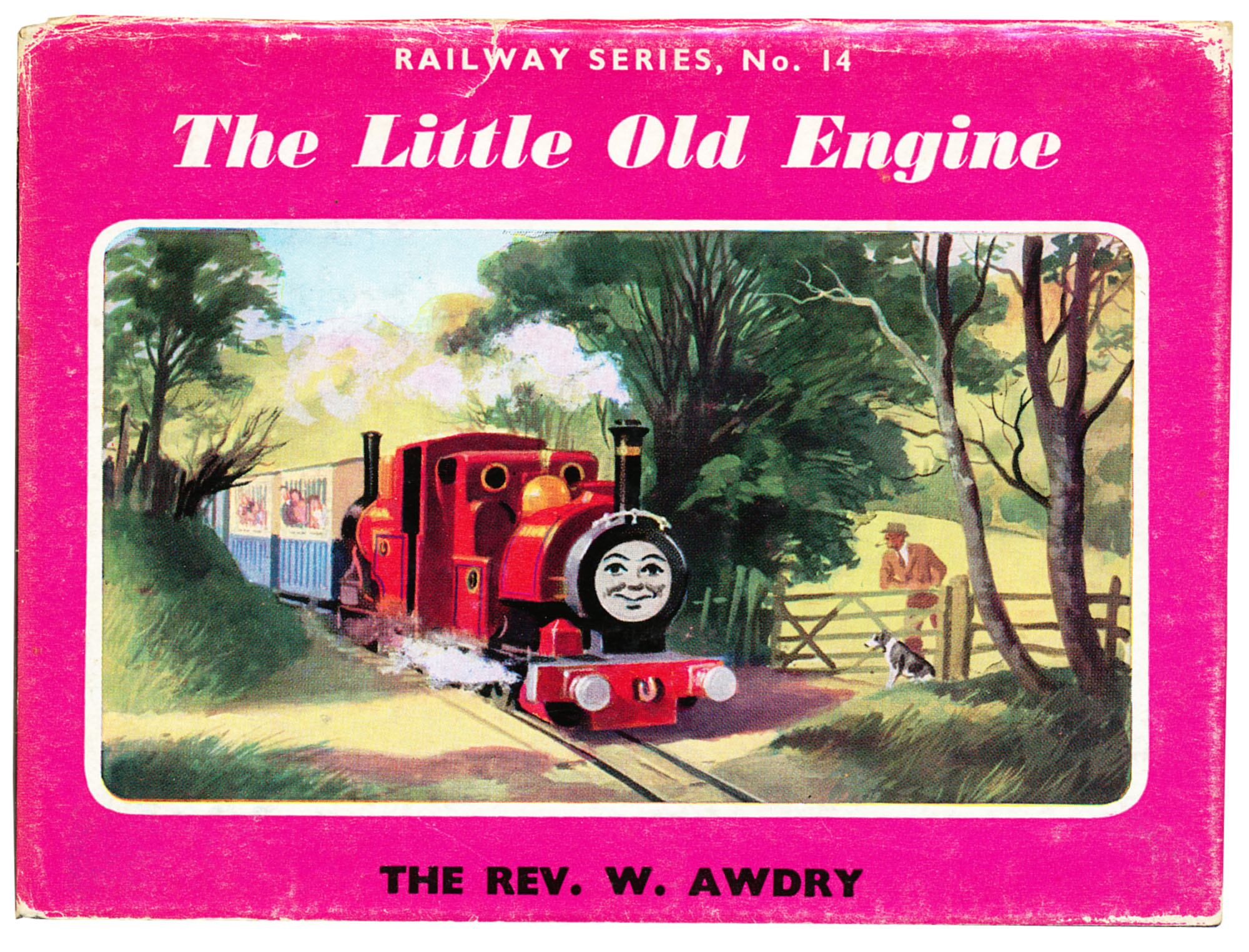 The Little Old Engine - ,