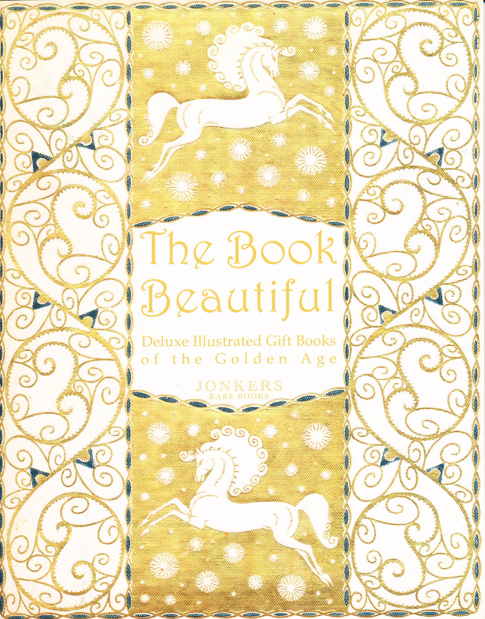 The Book Beautiful.  Deluxe Illustrated Gift Books of the Golden Age - ,