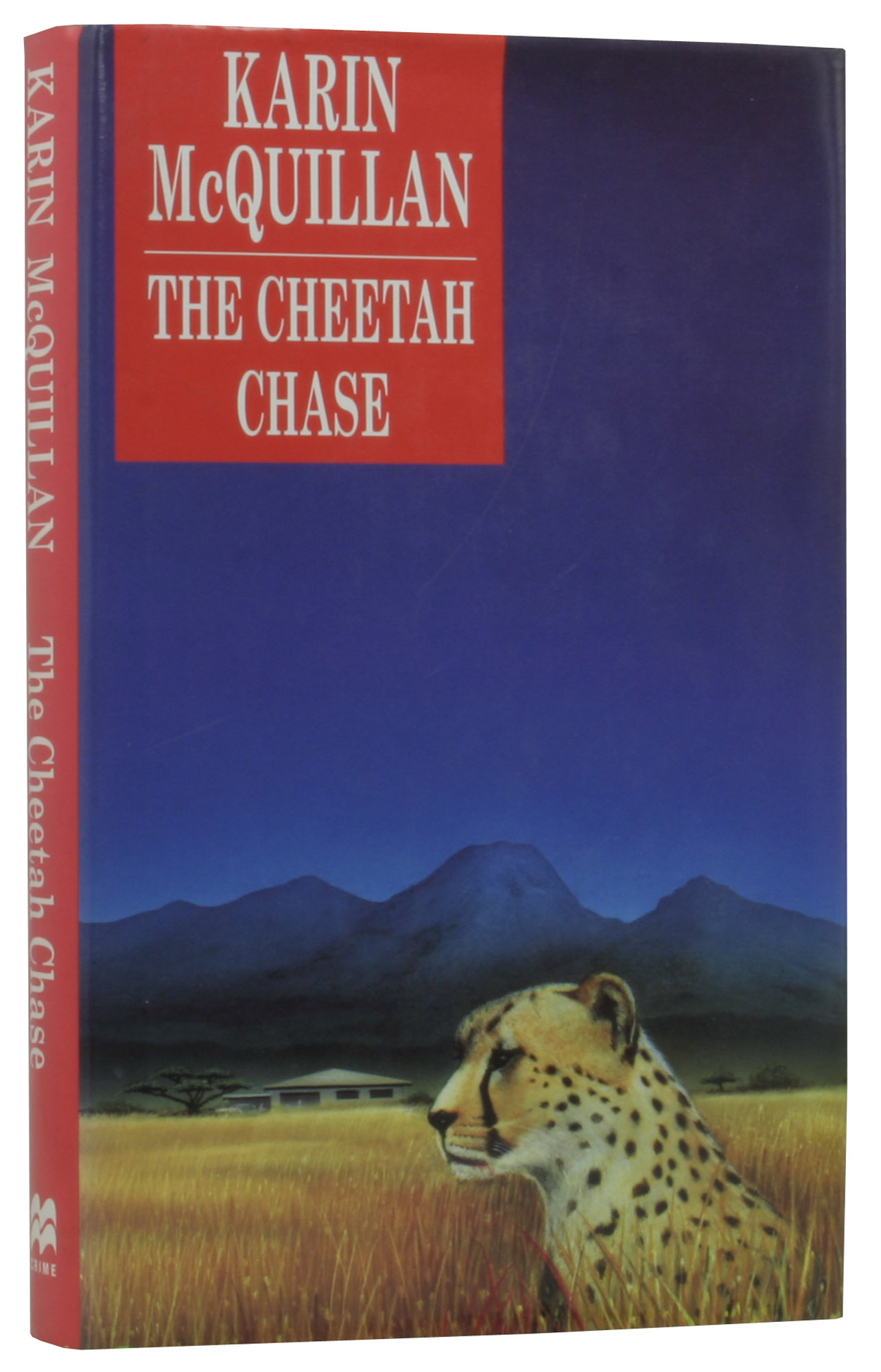 The Cheetah Chase - ,