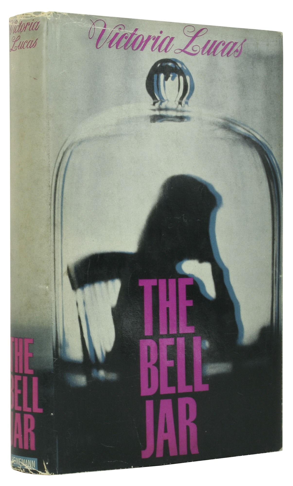 Black Book Price >> The Bell Jar by [PLATH, Sylvia] LUCAS, Victoria - Jonkers Rare Books