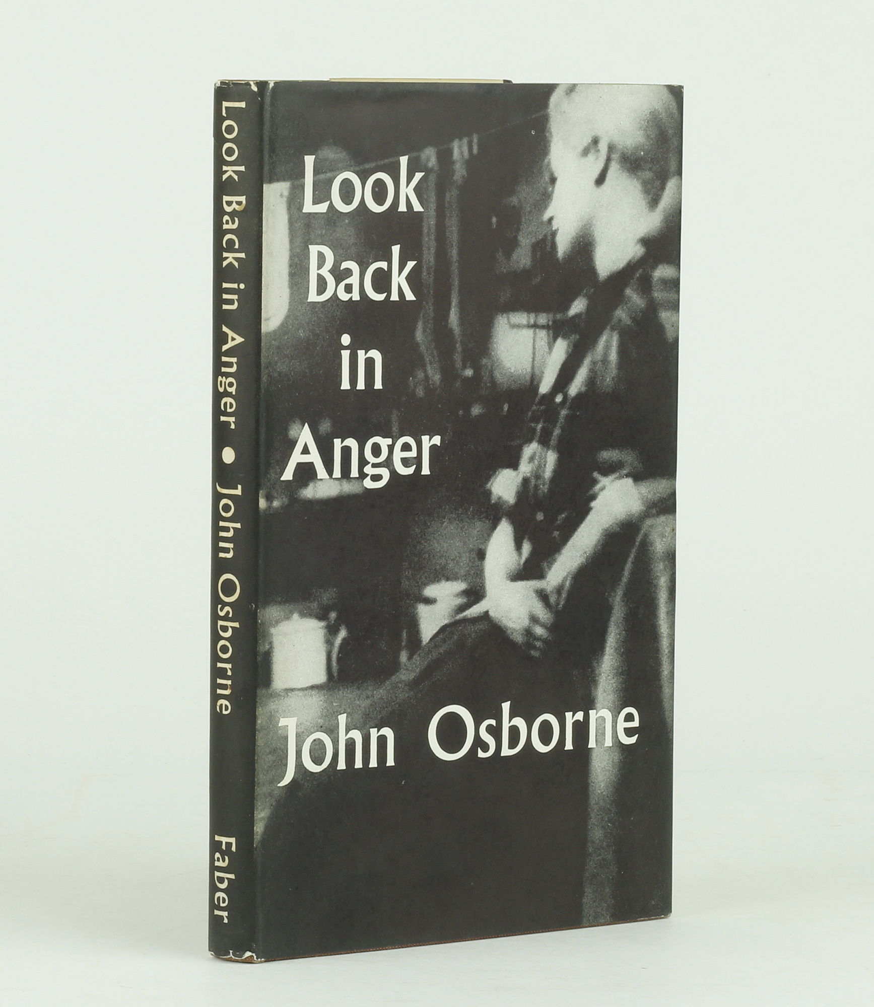 the characterization of jimmy in john osbornes play a look back in anger Evaluation of john osborne's look back in anger john osborne used a very naturalistic style for the play features the characters of jimmy.