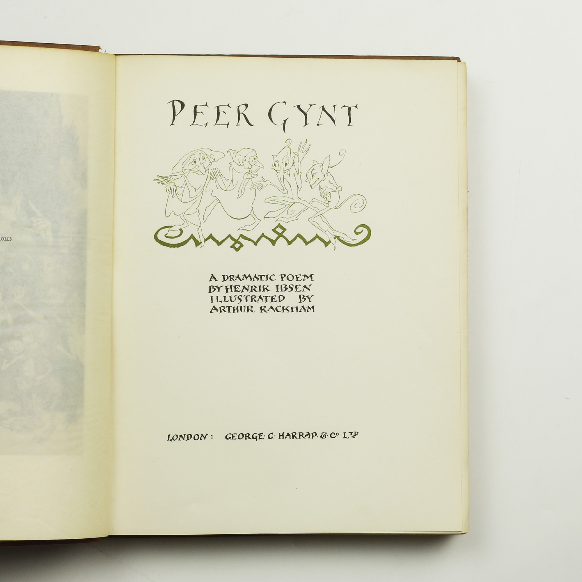 """peer gynt analysis Peer is middle-aged, wearing """"elegant travelling clothes"""" (117) and hosting a meal for a group of friends his friends ask peer how he came to be so worldly, and he responds, """"simple, gentlemen."""