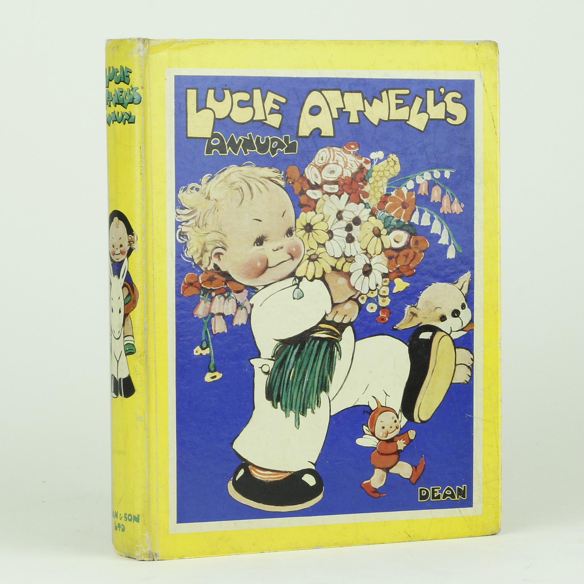 Lucie Attwell's Annual - ,