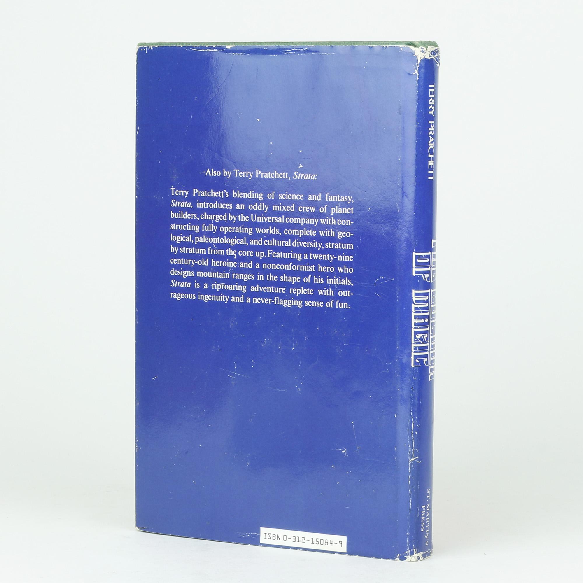 Colour book of pratchett magic terry the