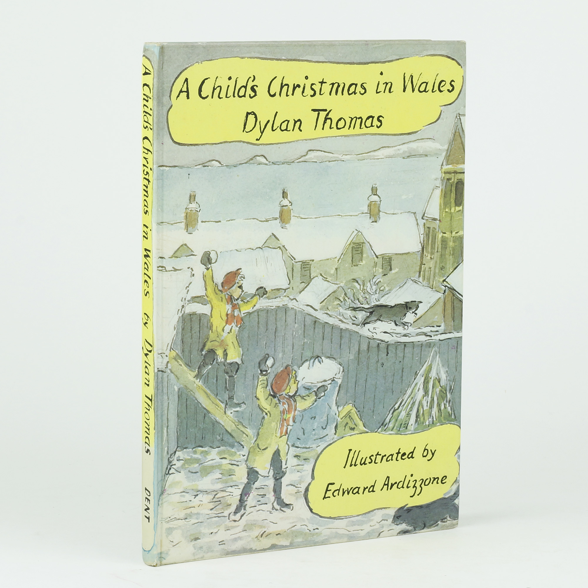 A Childs Christmas In Wales.A Child S Christmas In Wales By Ardizzone Edward Jonkers