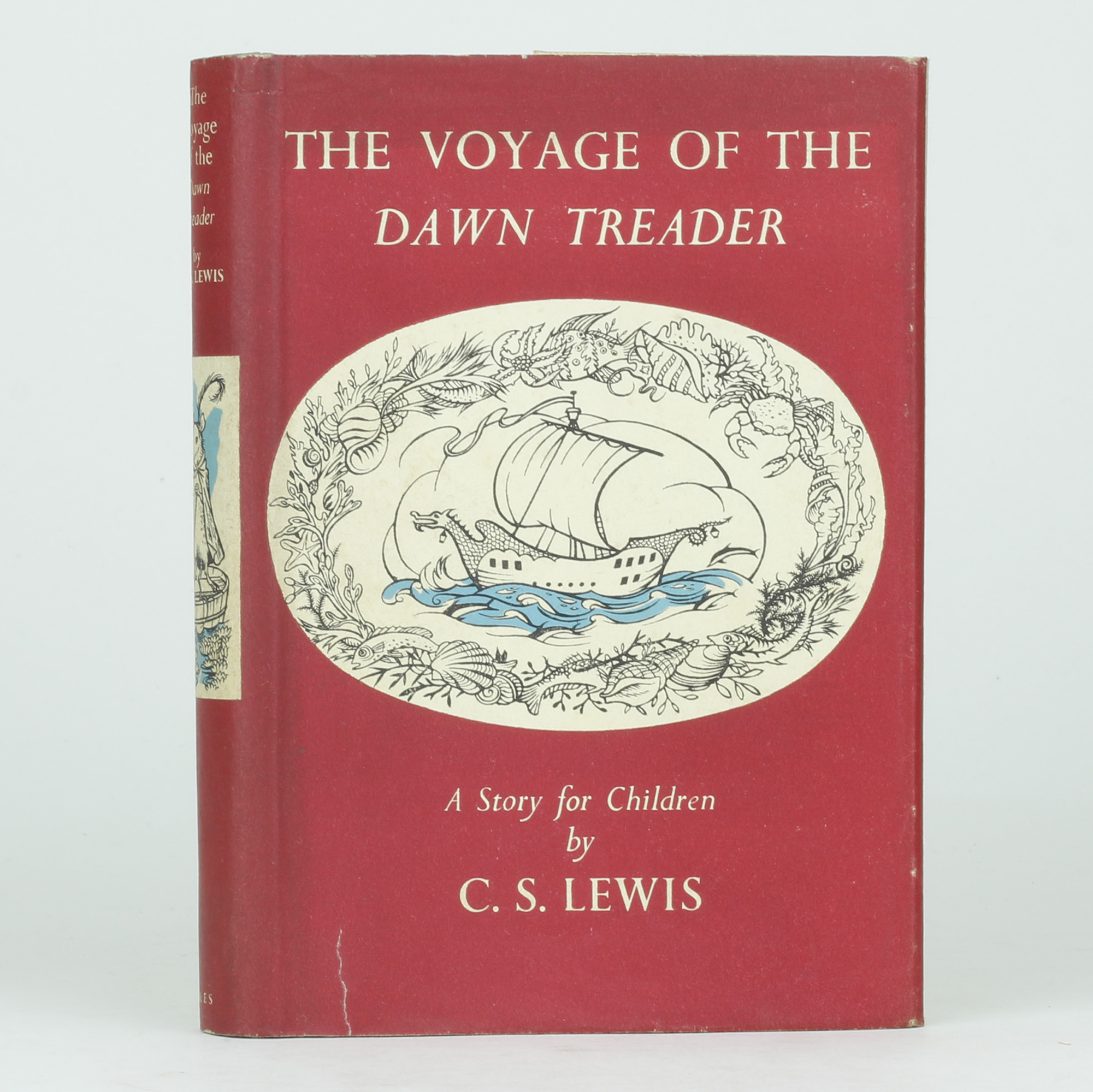 A summary of the voyage of the dawn treader by cs lewis