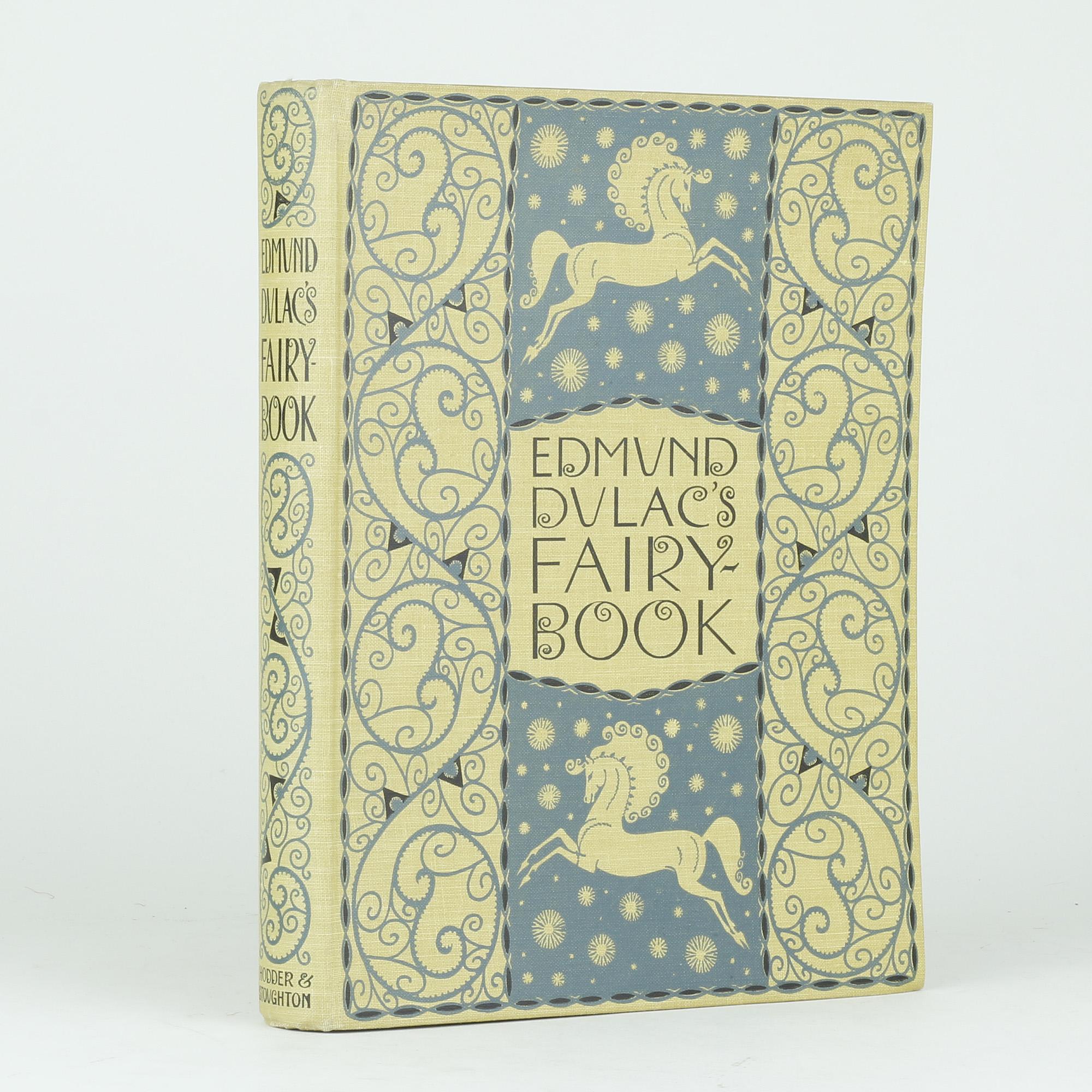 Edmund Dulac's Fairy Tale Book