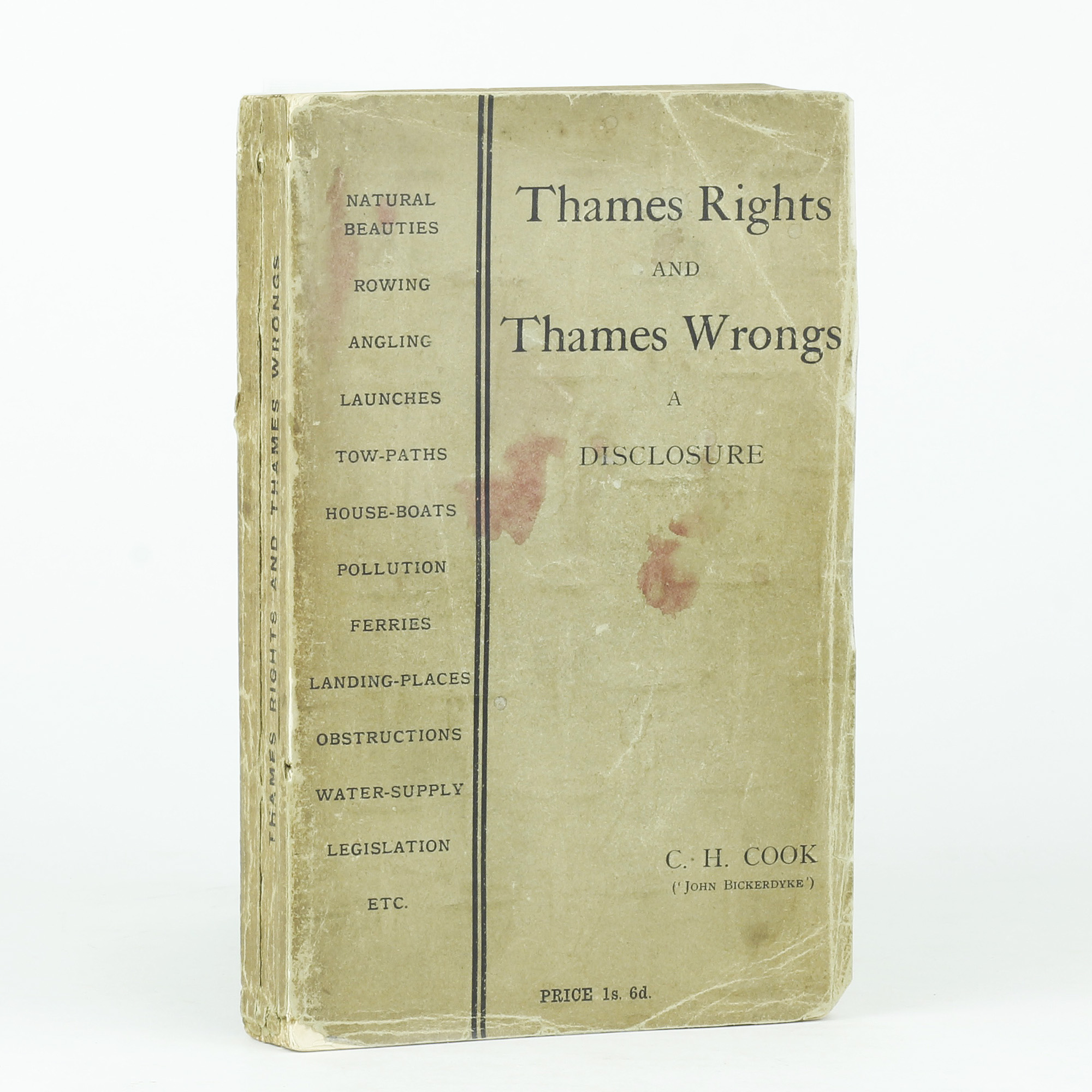 Thames Rights and Thames Wrongs - ,