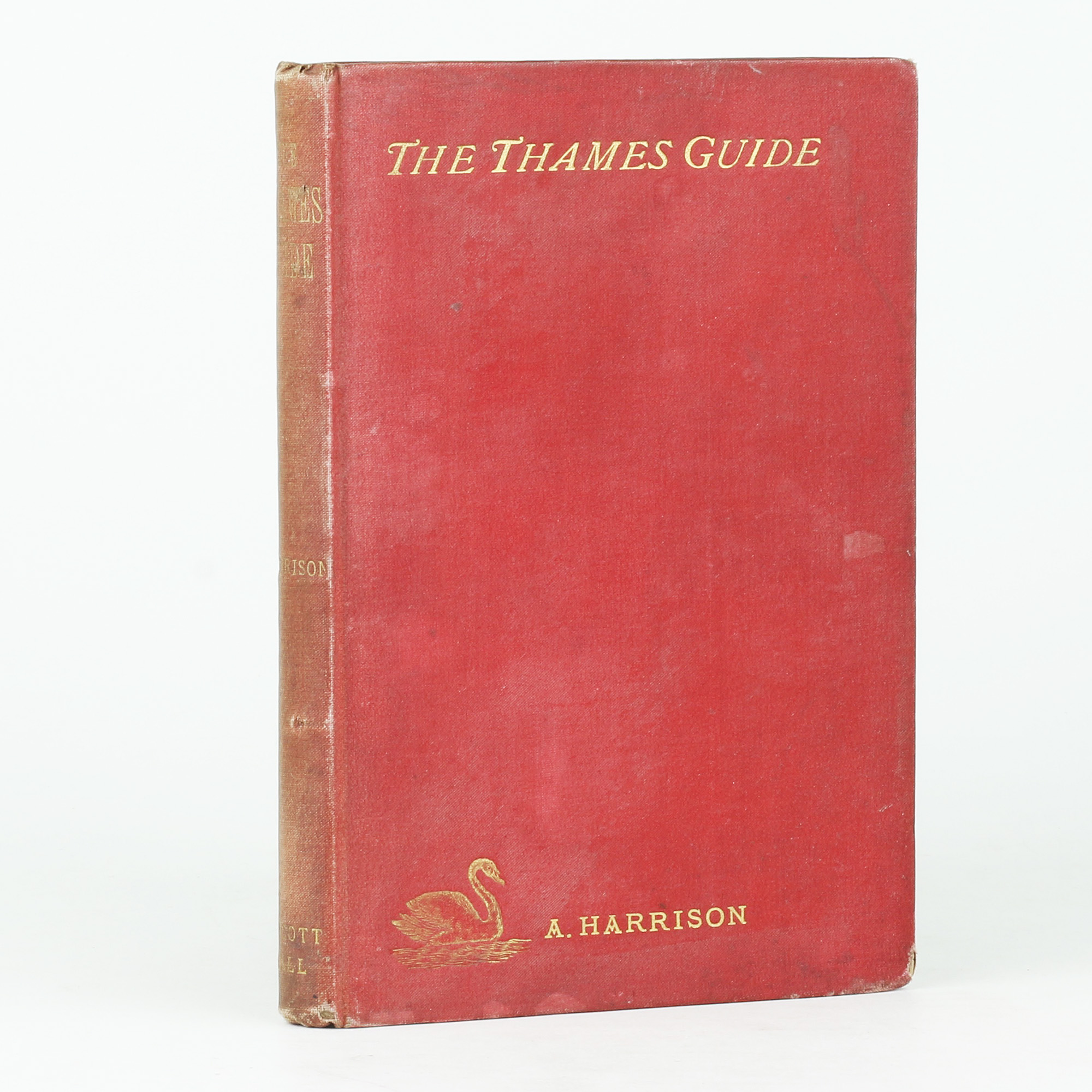 The Thames Guide Book - ,
