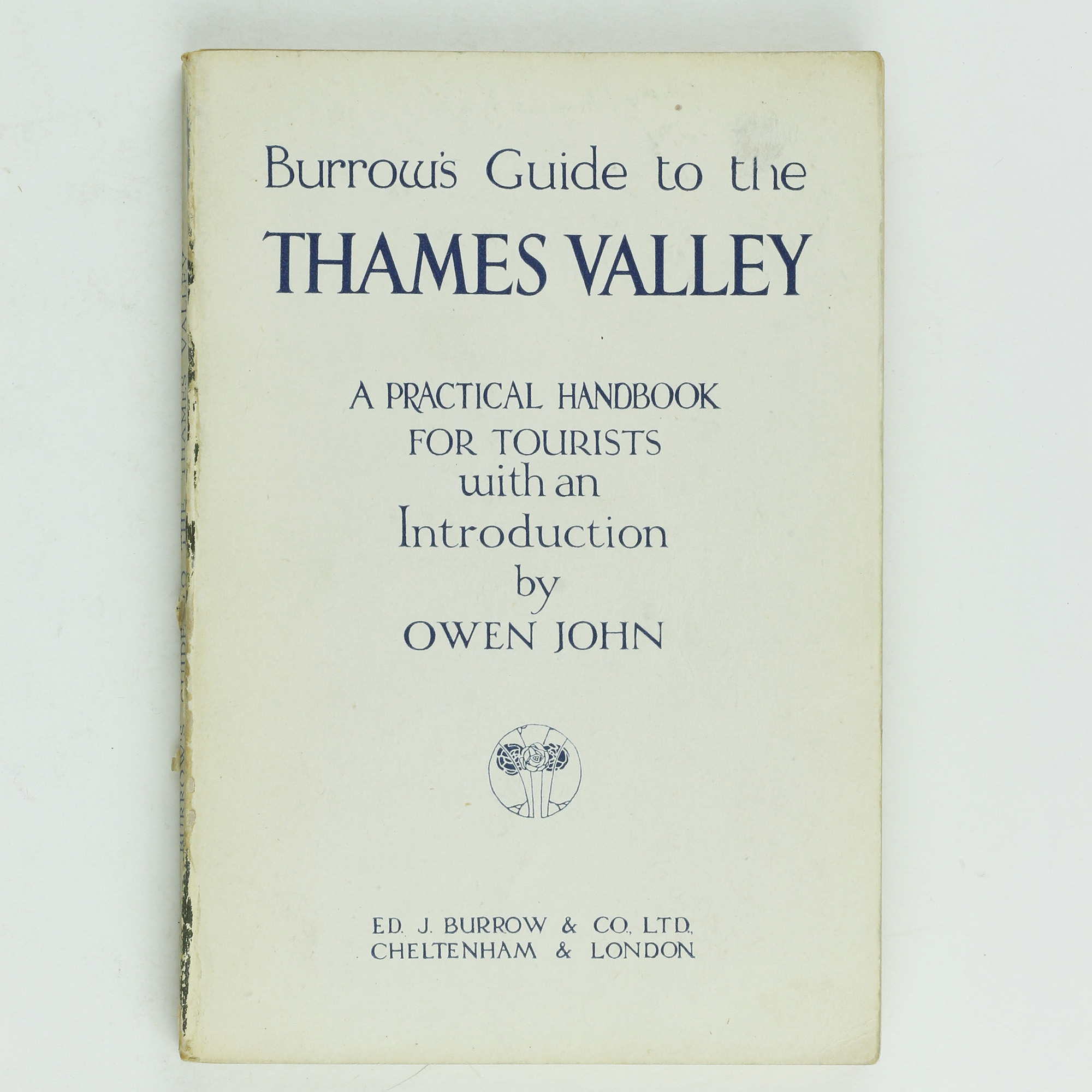 Burrow's Guide to the Thames Valley - ,
