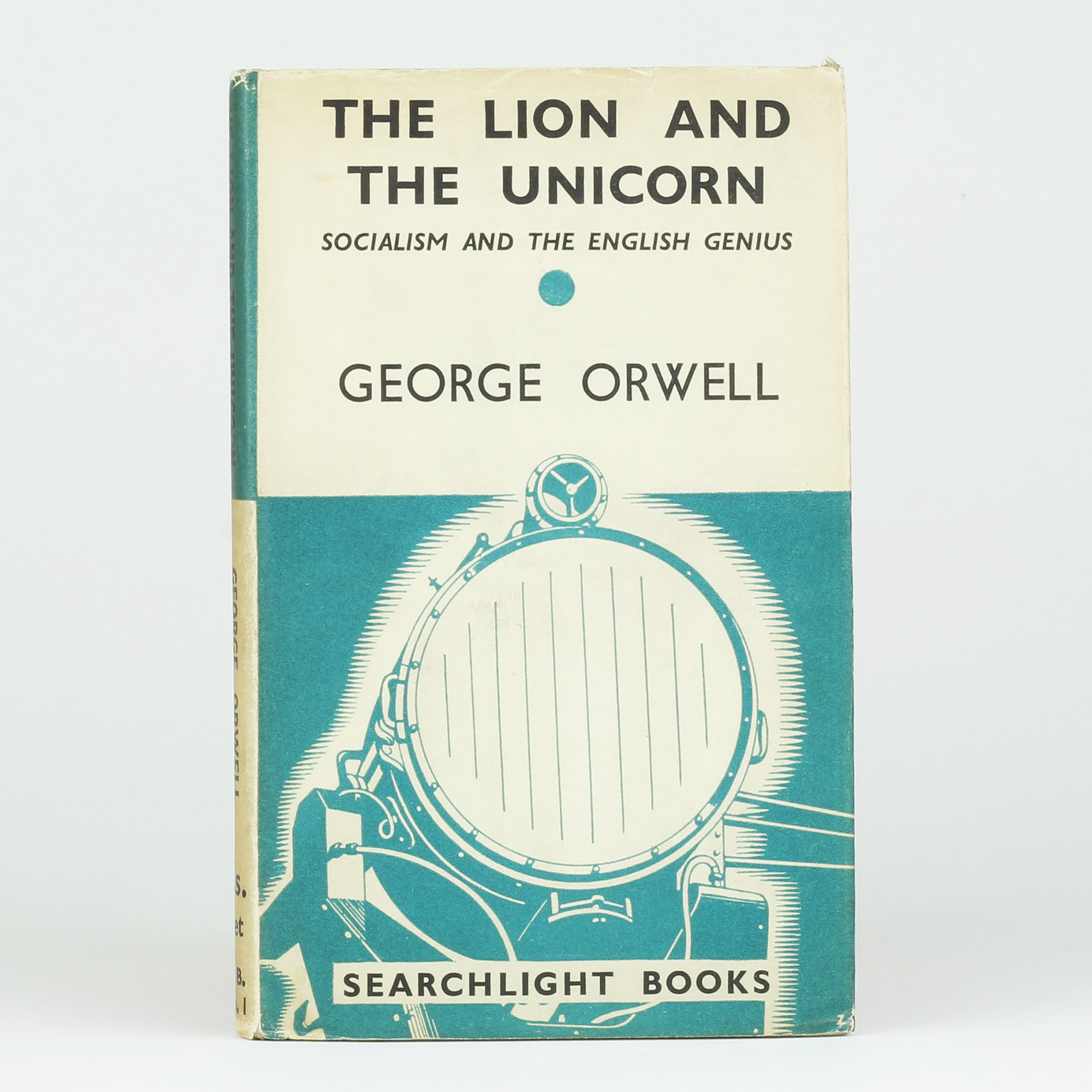 the lion and the unicorn orwell essay The lion and the unicorn by george orwell language & literary studies favourite  one of the most famous essays in the english language love the lion and the unicorn.