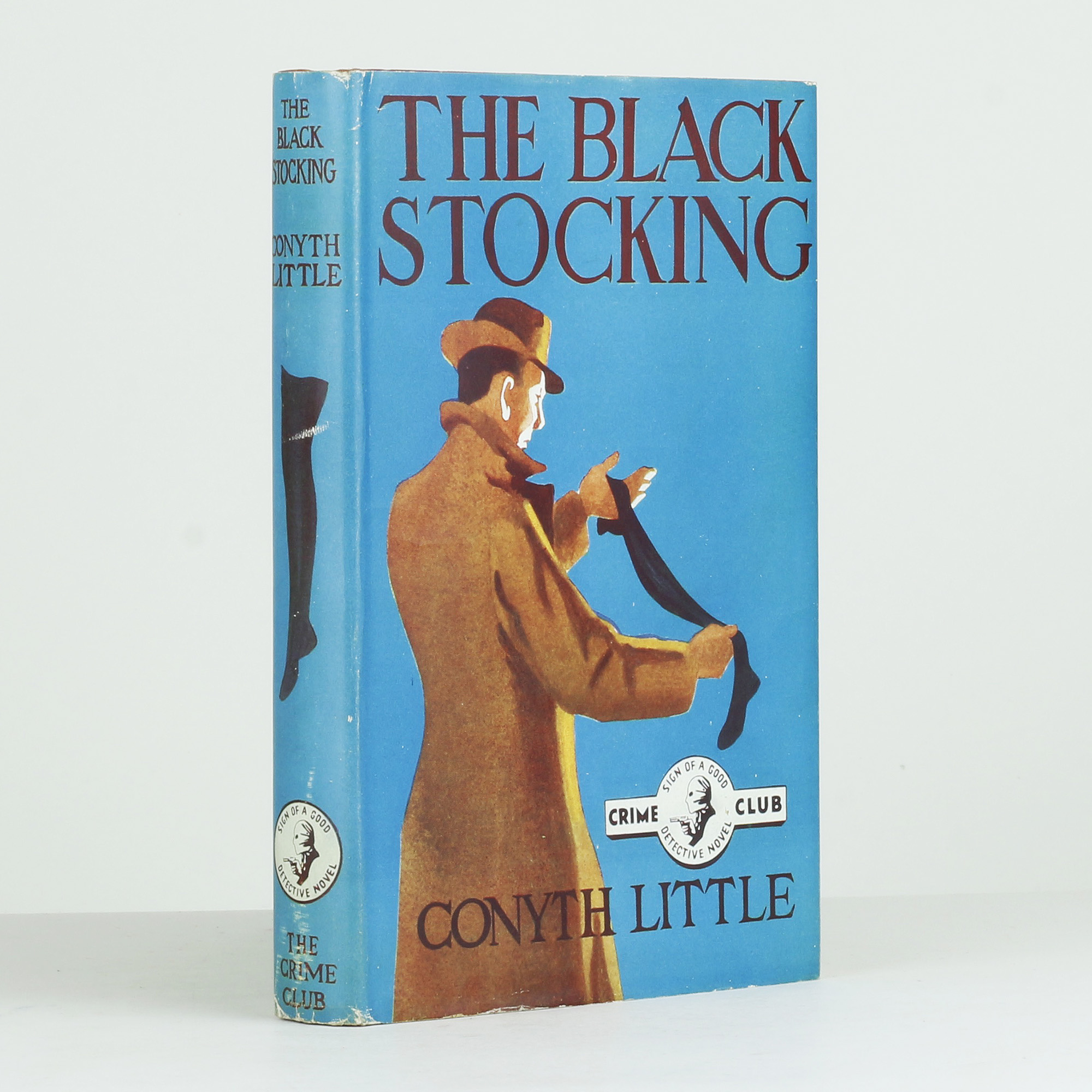 The Black Stocking - ,