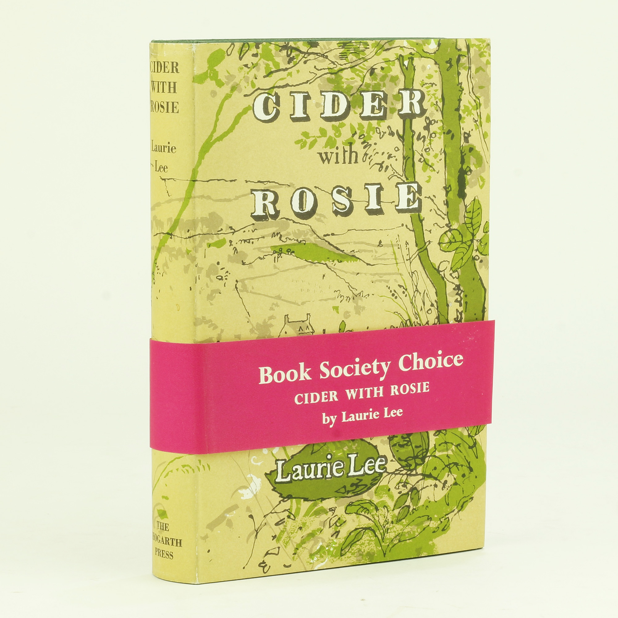Cider With Rosie Book