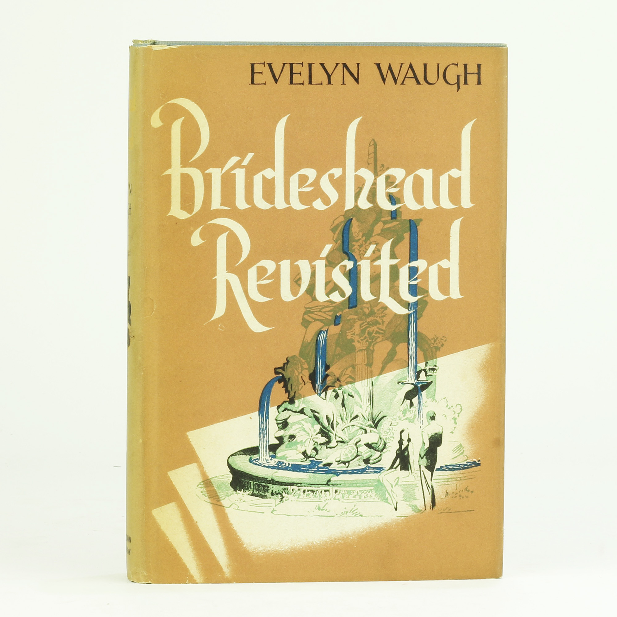 evelyn waugh brideshead revisited pdf