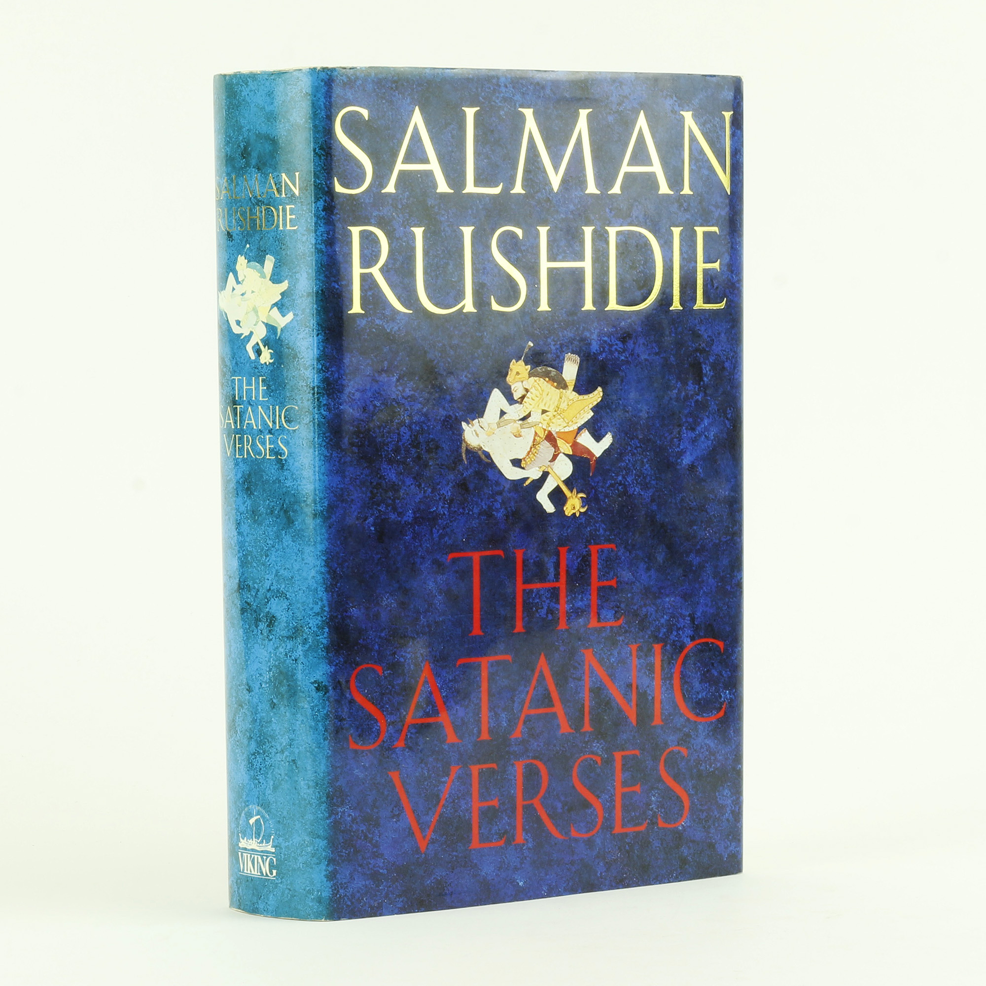 salman rushdie and the satanic verses Acclaimed writer salman rushdie, who enduring deaths threats for his novel the satanic verses, is coming to the mississippi book festival.