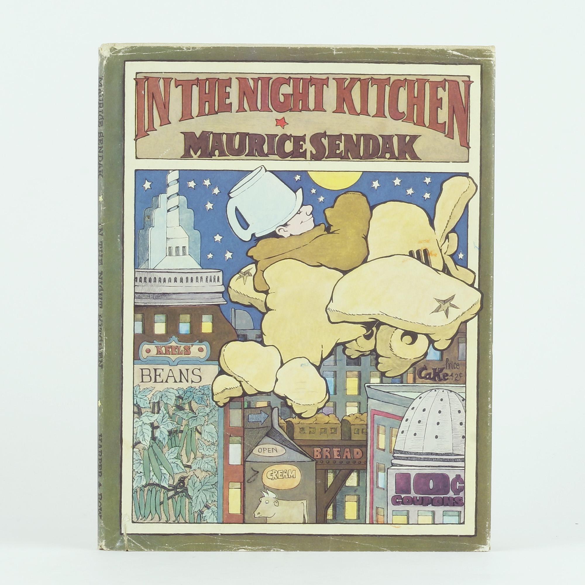 In The Night Kitchen: In The Night Kitchen By SENDAK, Maurice