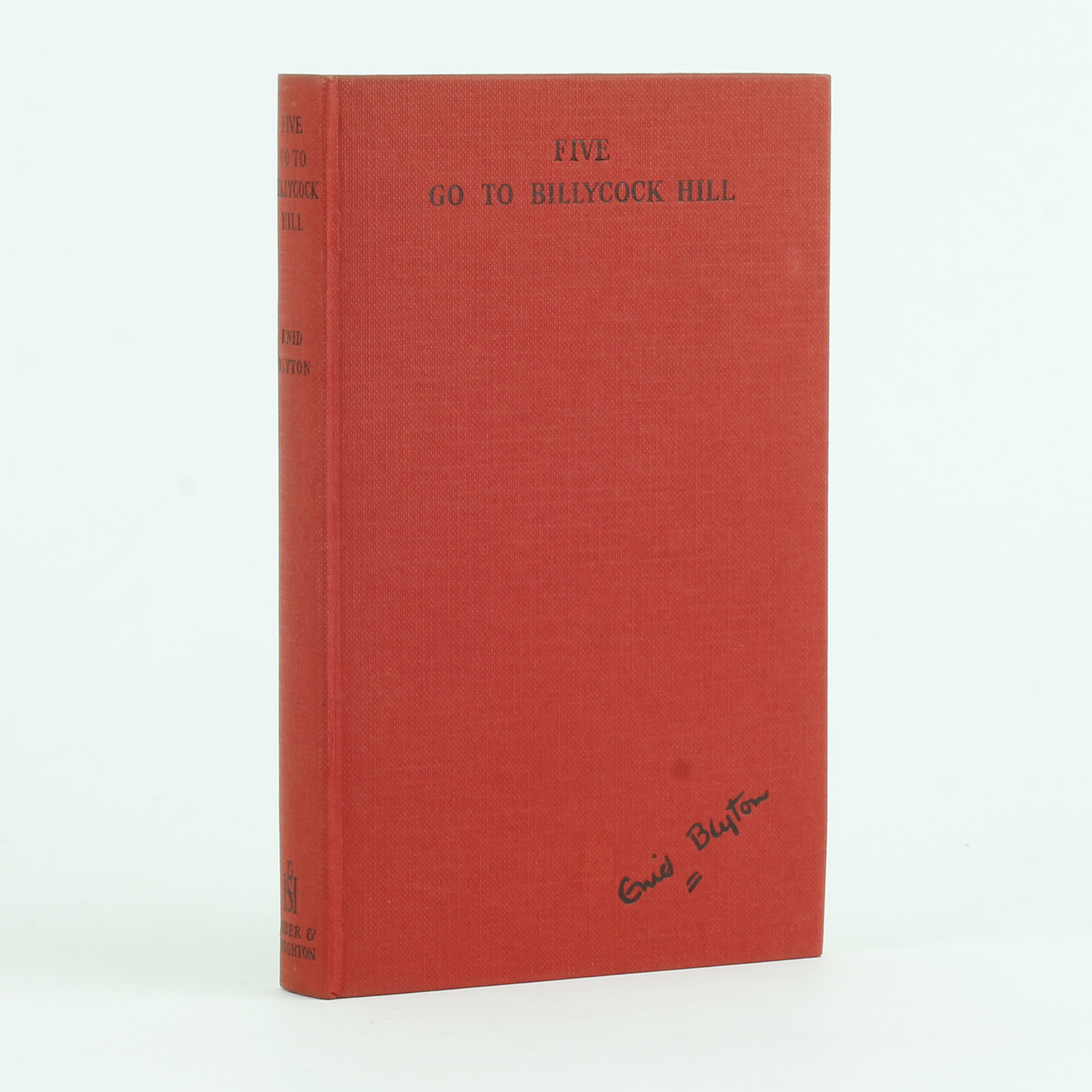 five go to billycock hill pdf