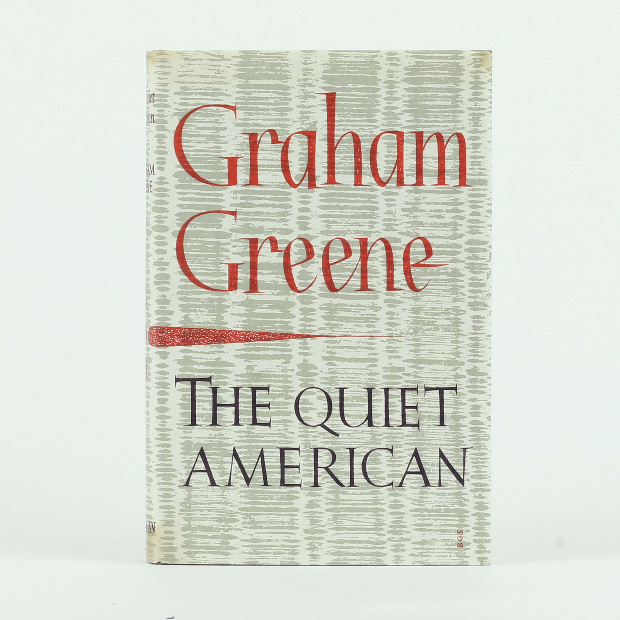 the quiet american by graham greene The quiet american por  graham greene 'i never knew a man who had better motives for all the trouble he caused,' graham greene's narrator.