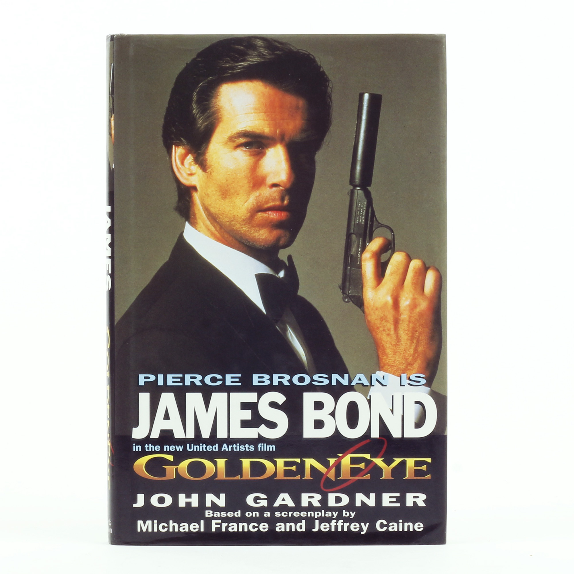 a book report on golden eye by john gardner Goldeneye was the second and final bond film to be adapted to a novel by novelist john gardner the book closely follows the film's storyline, but gardner added a violent sequence prior to the opening bungee jump i goldeneye is the original name of james bond novelist ian fleming's estate on oracabessa bay on the northern coastline of jamaica.