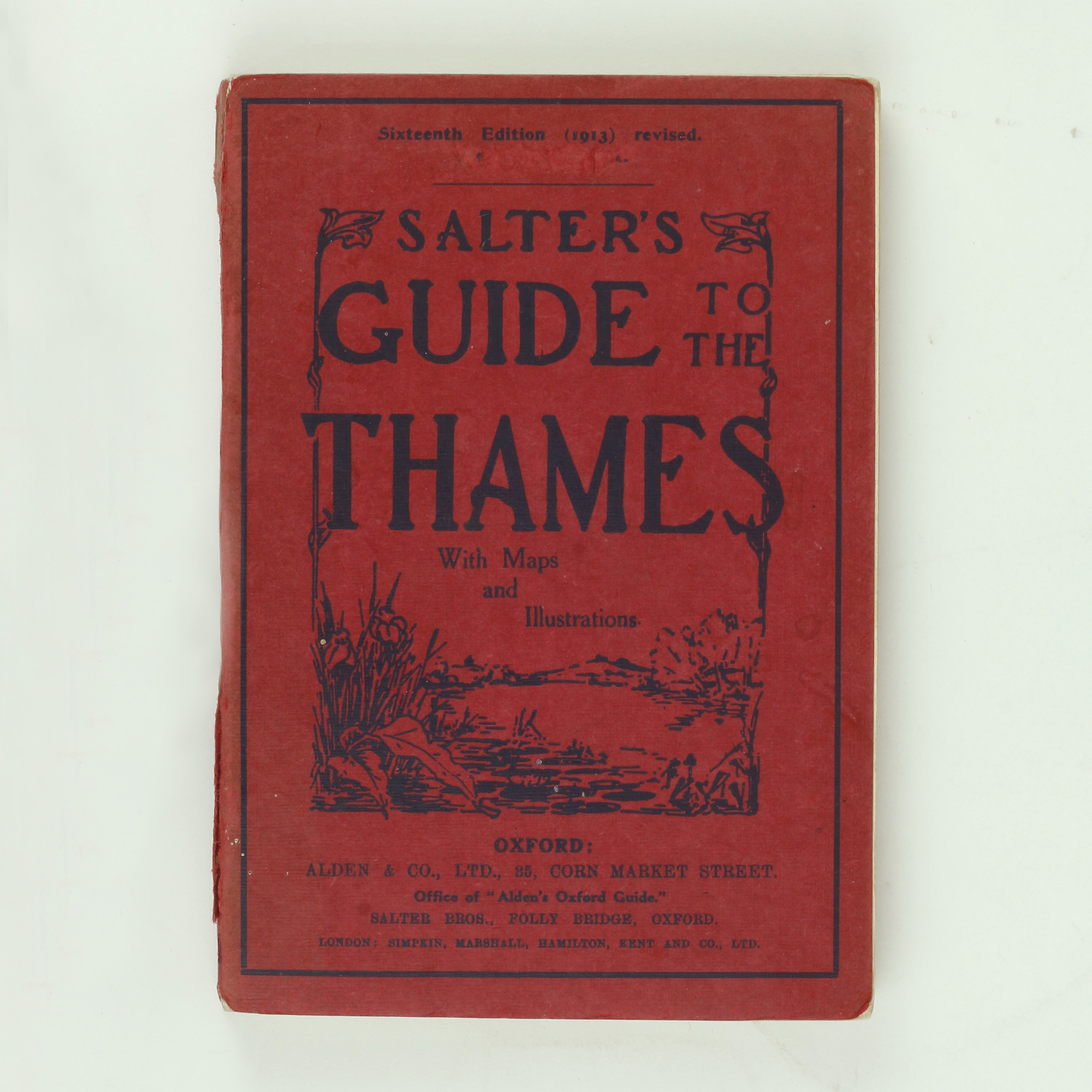 Salter's Guide to the Thames 1913 - ,
