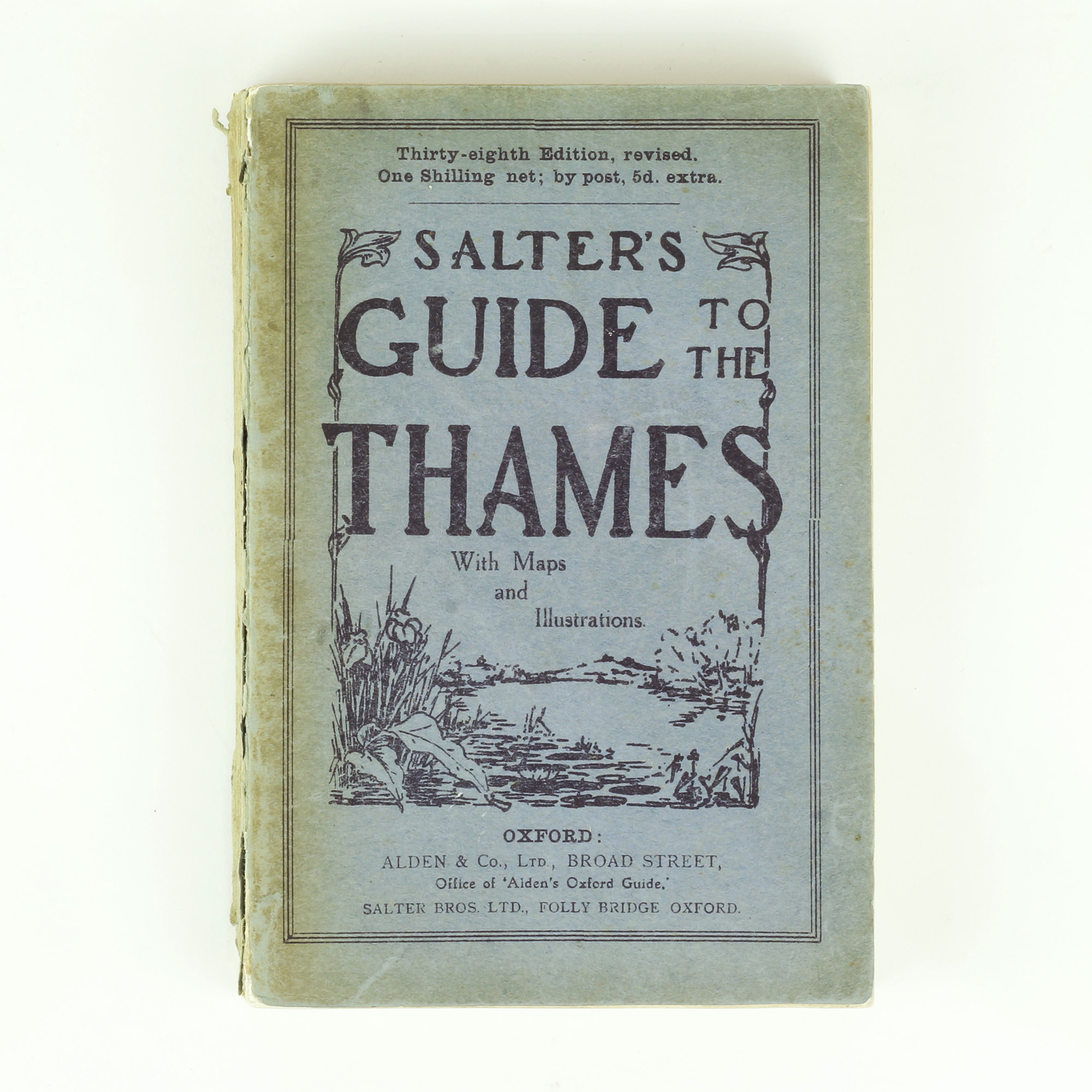 Salter's Guide to the Thames 1936 - ,