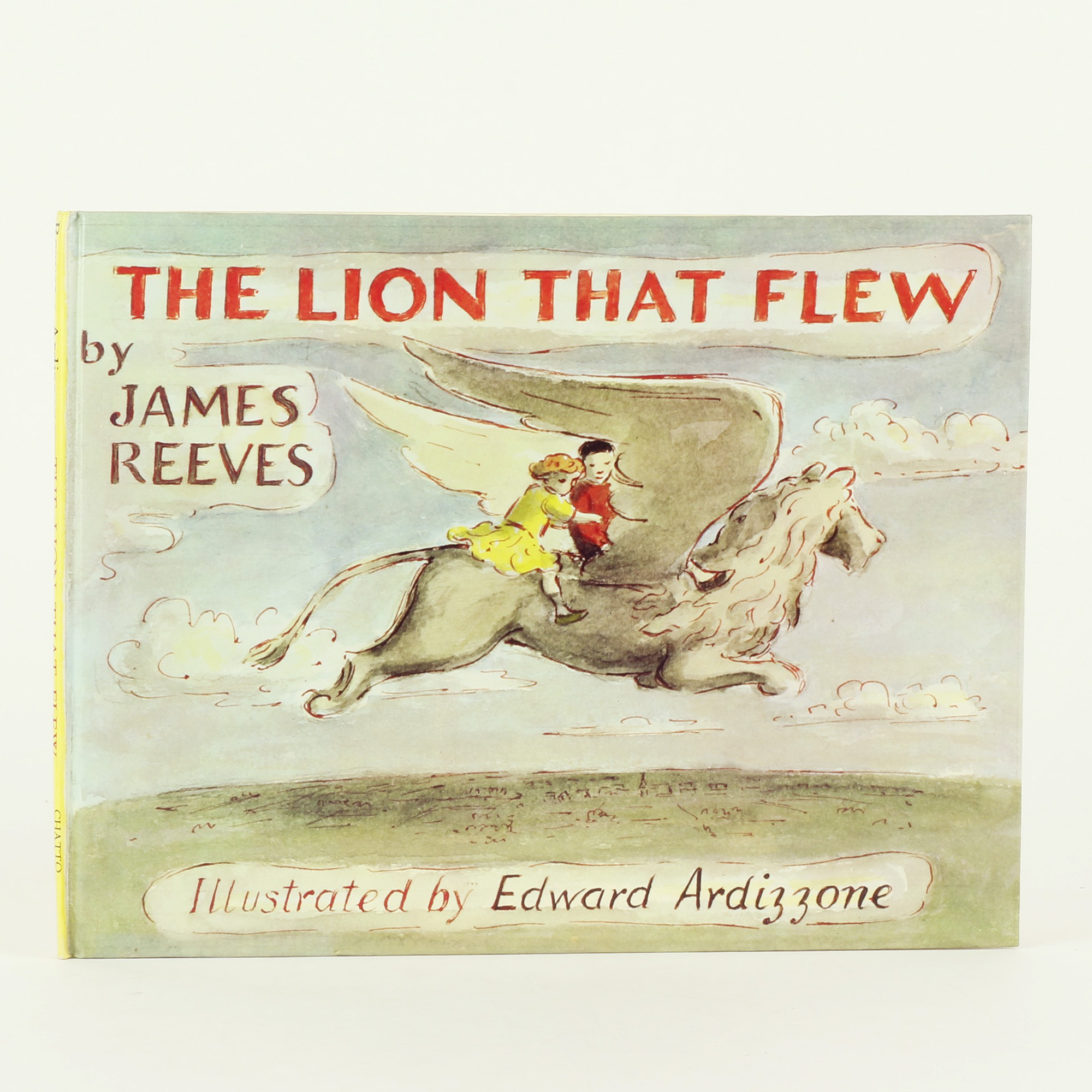 The Lion That Flew - ,