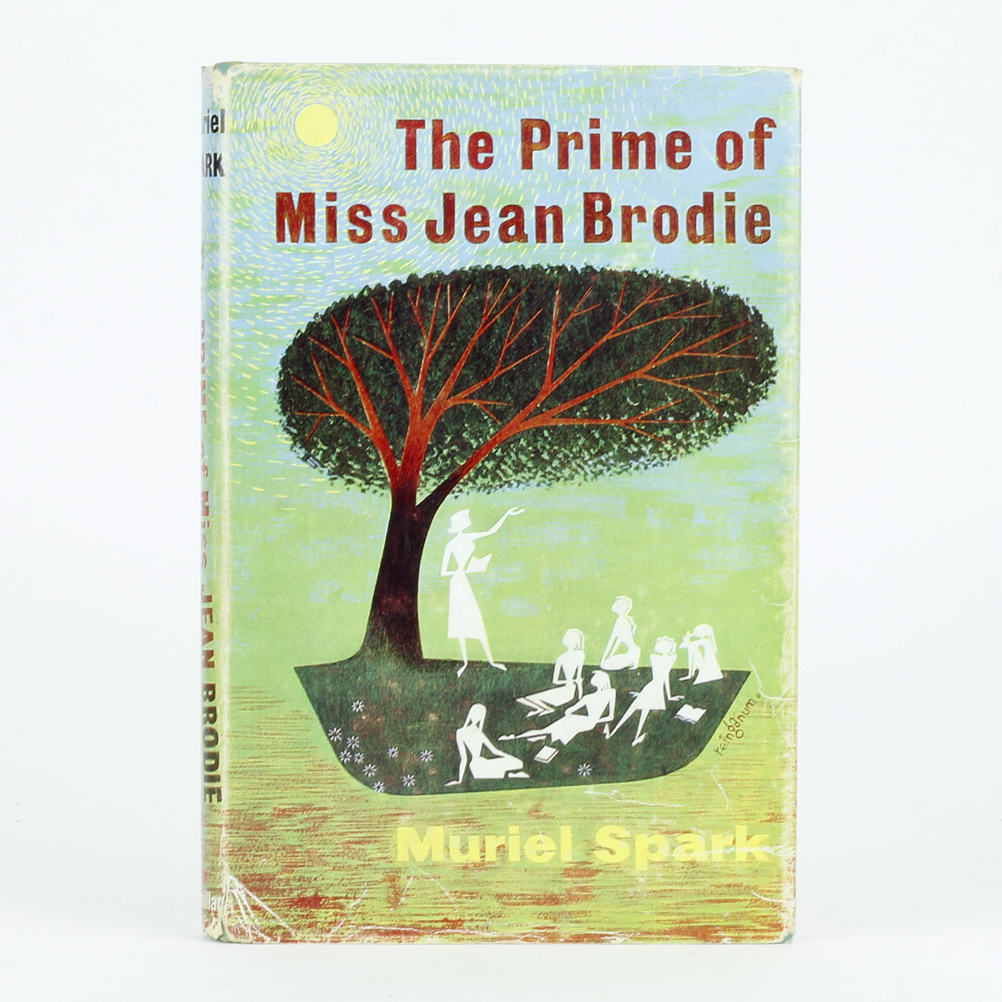 an analysis of the prime of miss jean brodie by muriel spark Muriel spark created one of the funniest and most sinister characters in modern fiction, miss jean brodie.