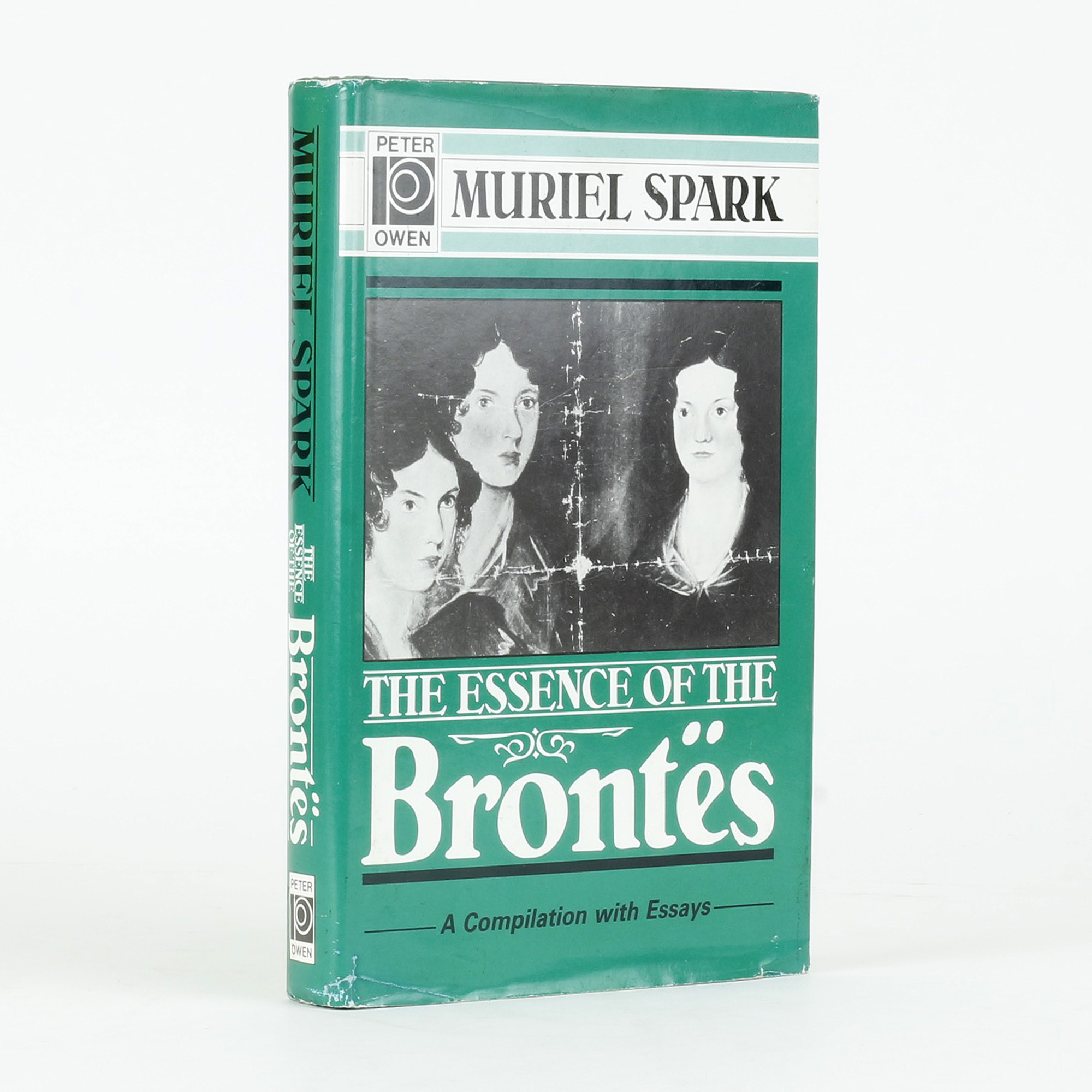 The Essence of the Brontës - ,