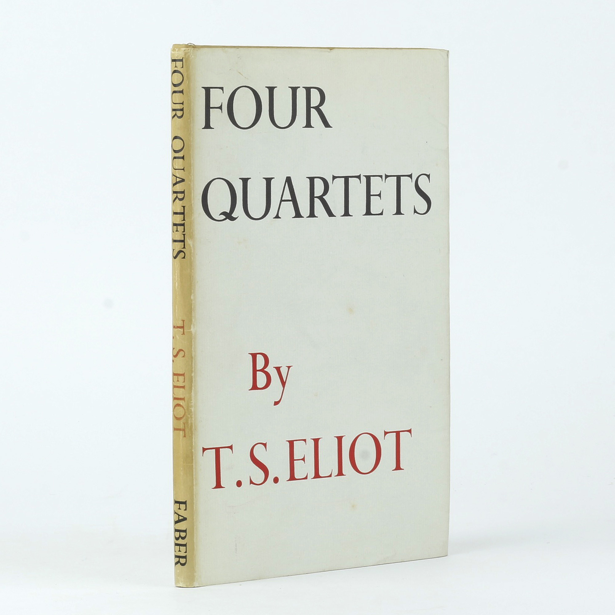 the four quartets In a review of the first three of the four quartets, orwell saw their poetic language as a falling off from the work that he loved - prufrock, the quatrain poems, the waste land - as lacking.