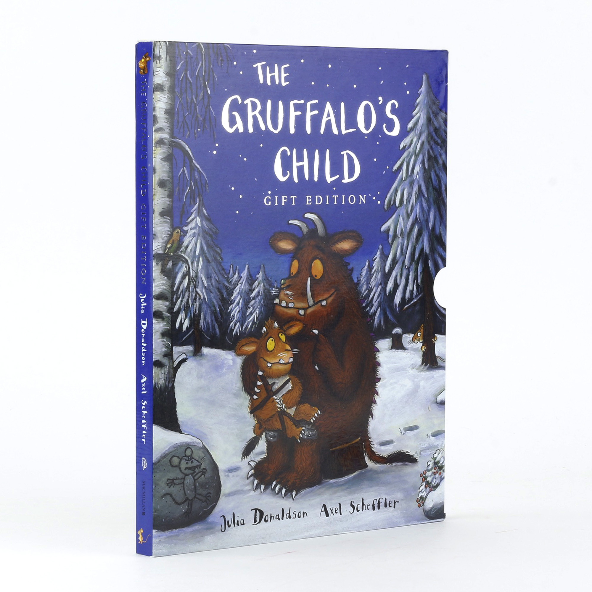 The Gruffalo and The Gruffalos Child board book gift slipcase