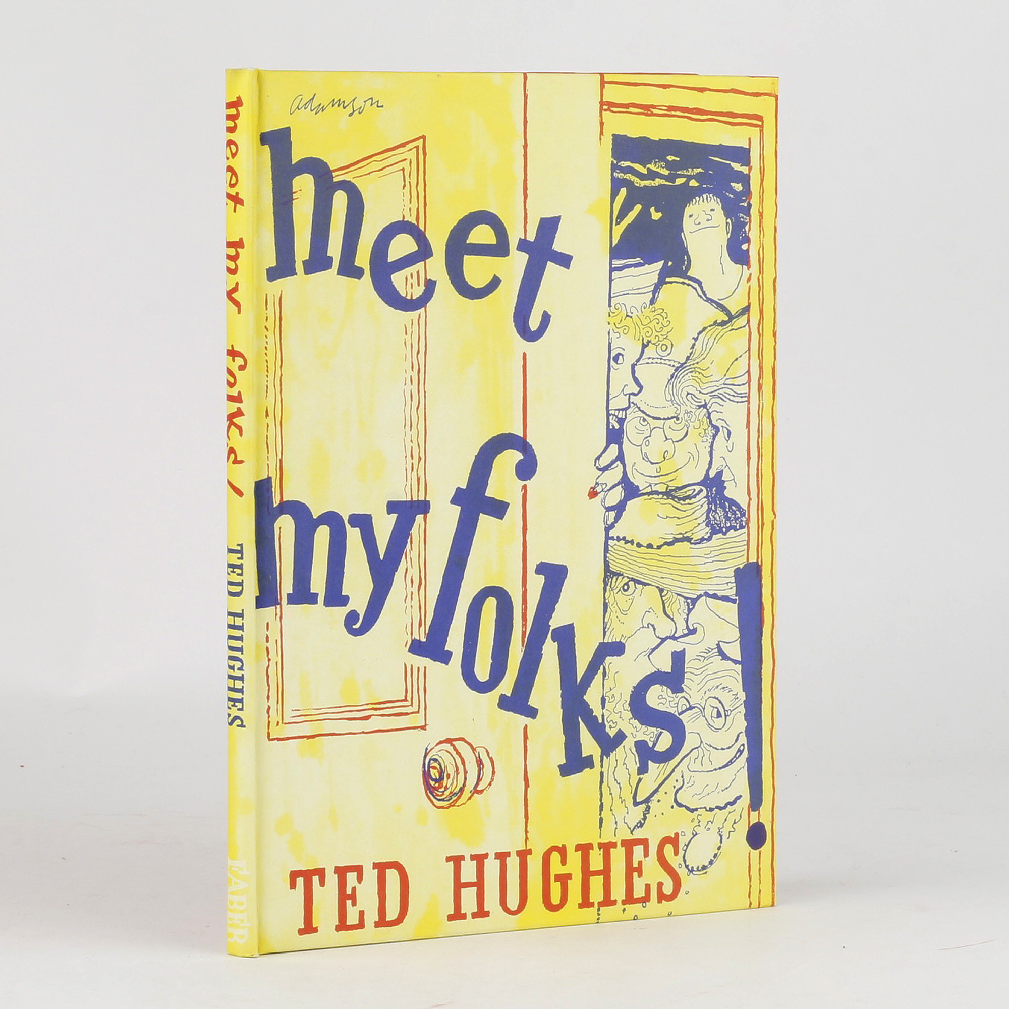 meet my folks hughes ted