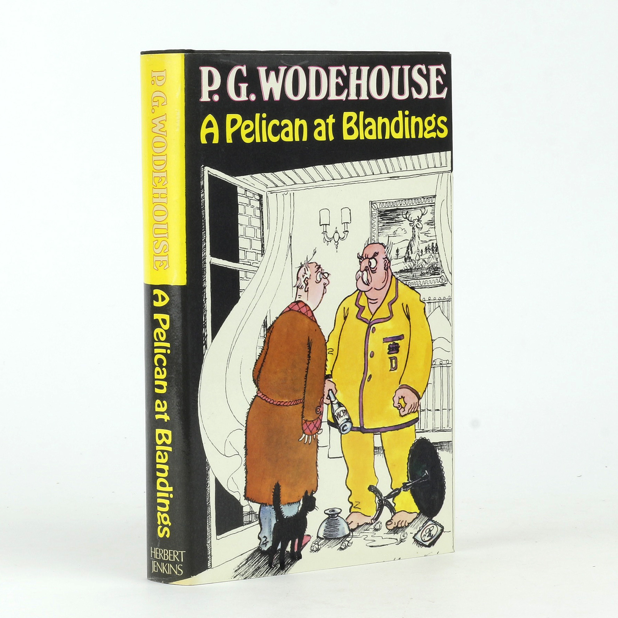 A Pelican at Blandings - ,