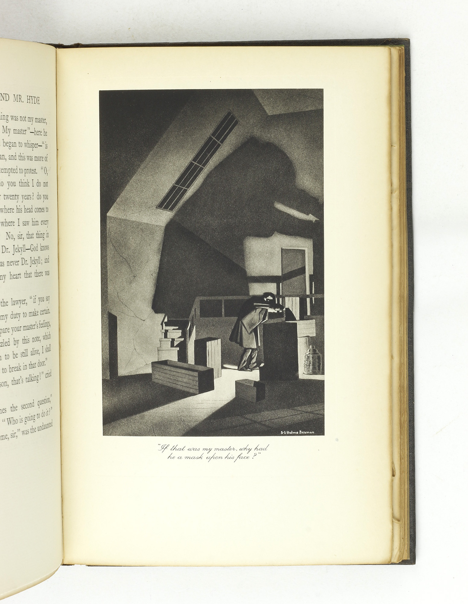 The Strange Case of Dr  Jekyll and Mr  Hyde by STEVENSON, Robert