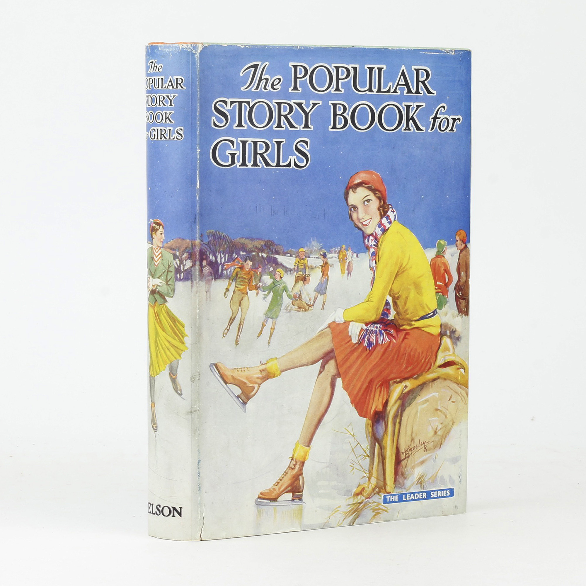 The Popular Story Book for Girls - ,