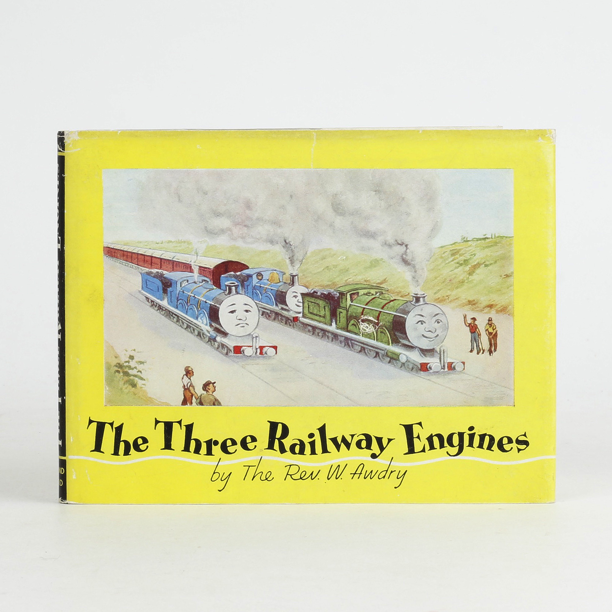 The Three Railway Engines - ,