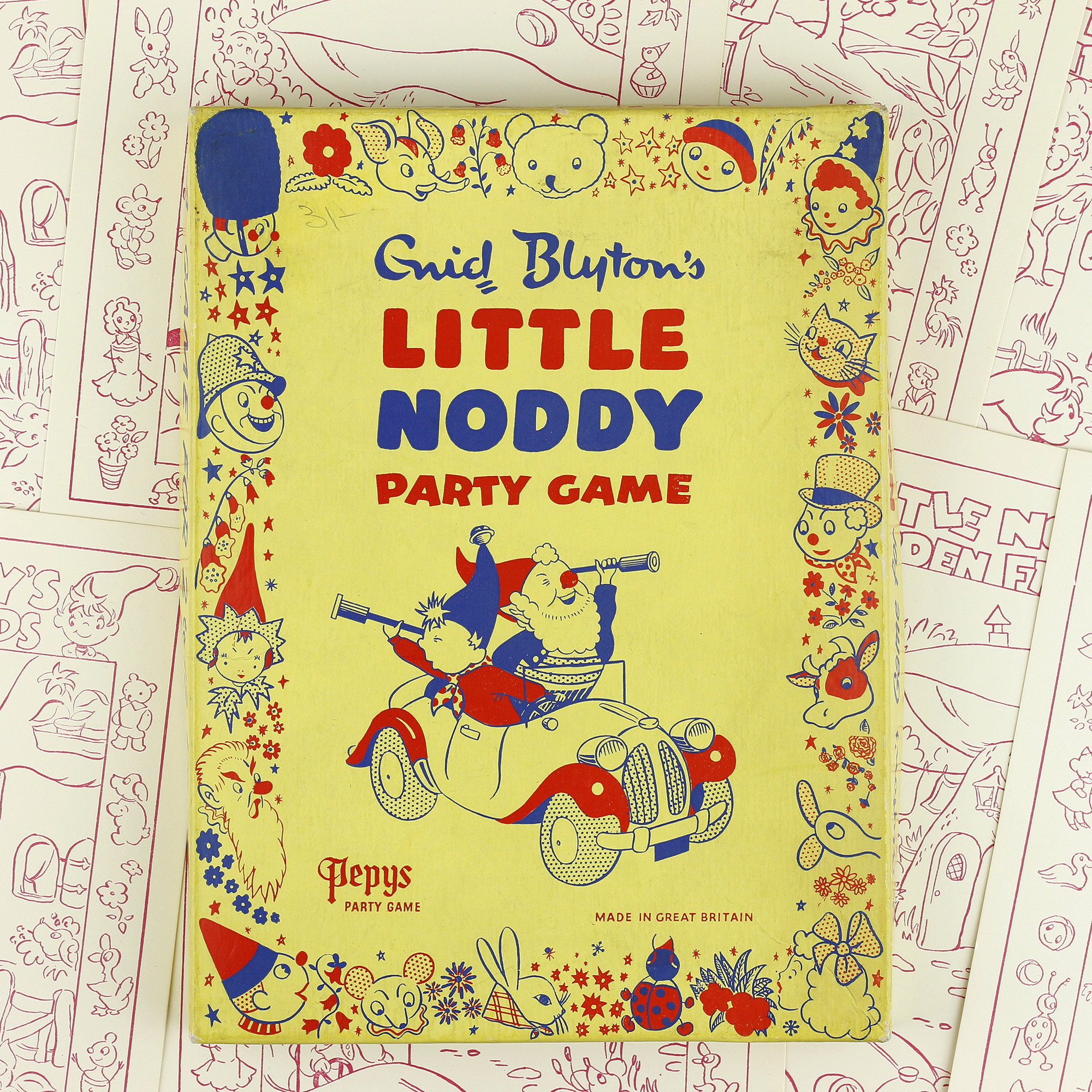 Little Noddy's Party Game - ,