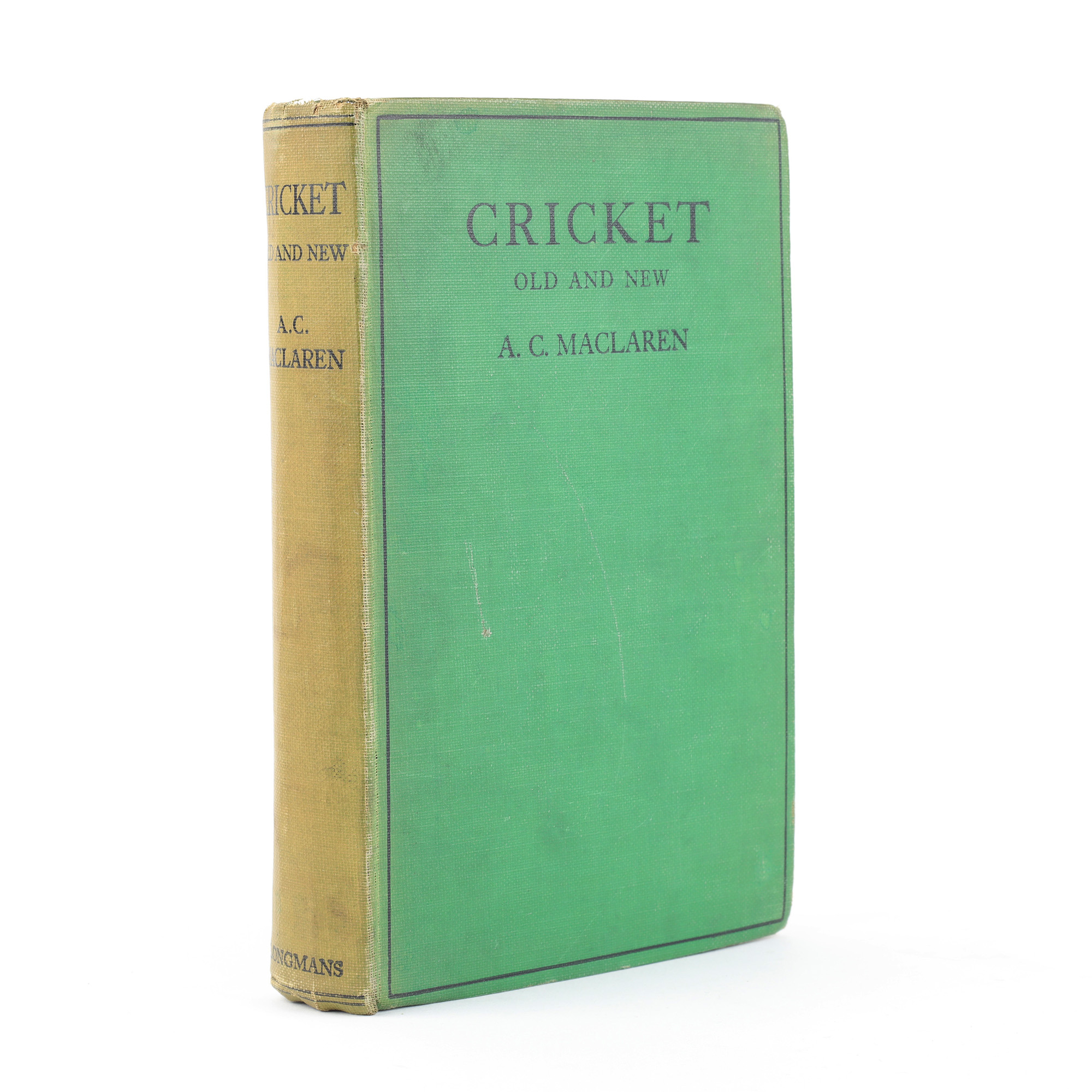 Cricket Old and New - ,