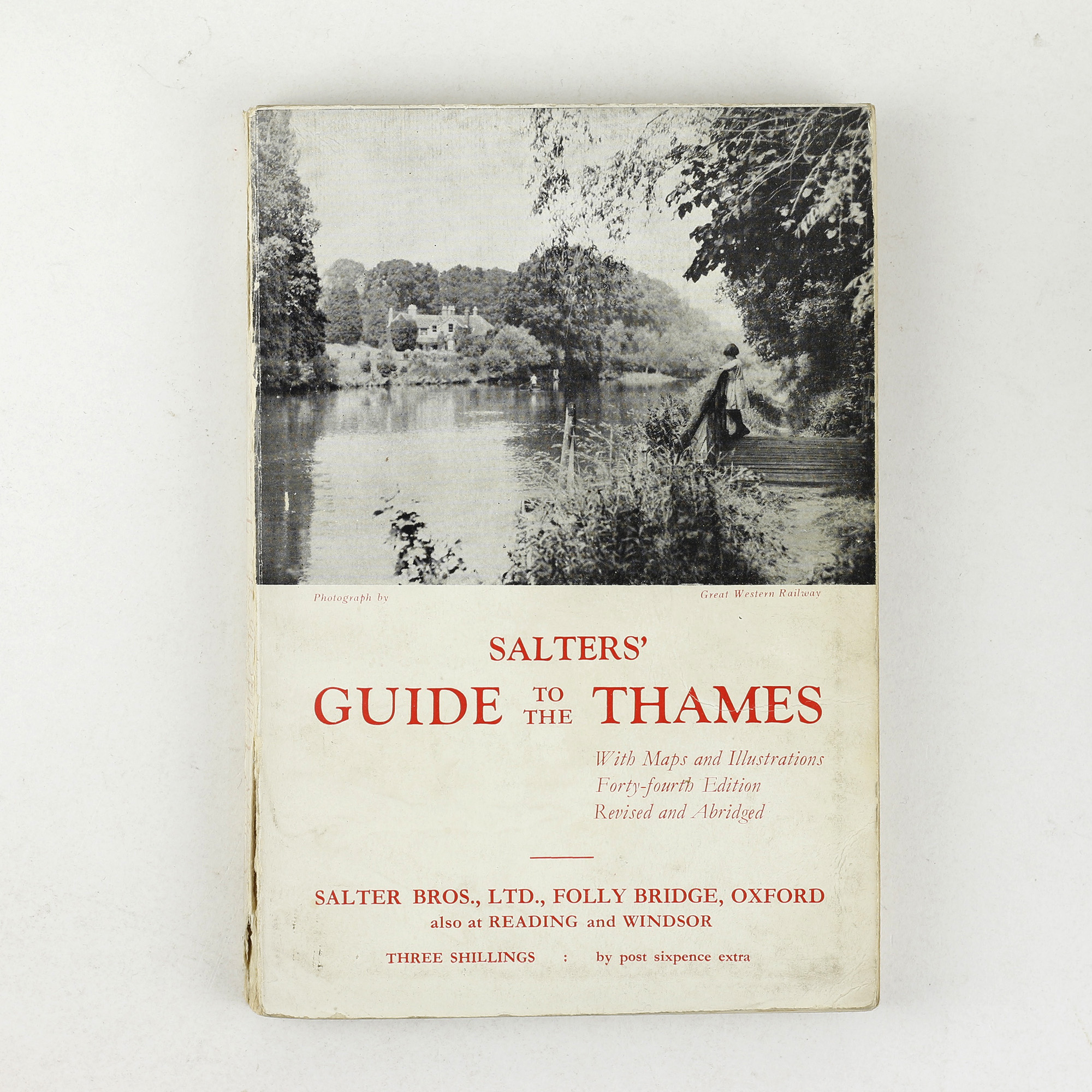 Salter's Guide to the Thames 1946 - ,
