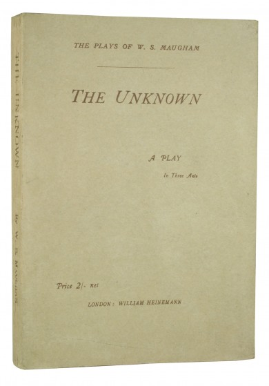 The Unknown - ,
