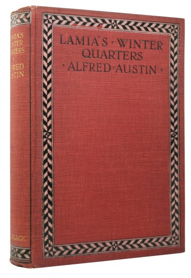 lamia 39 s winter quarters by austin alfred jonkers rare books. Black Bedroom Furniture Sets. Home Design Ideas