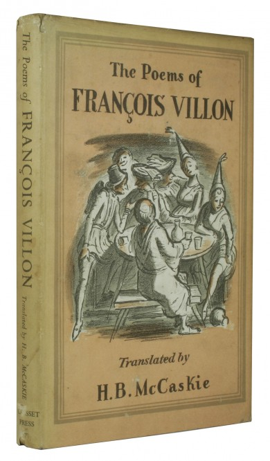 The Poems of Francois Villon - ,