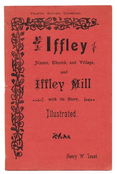 Iffley Manor, Church, and Village - ,