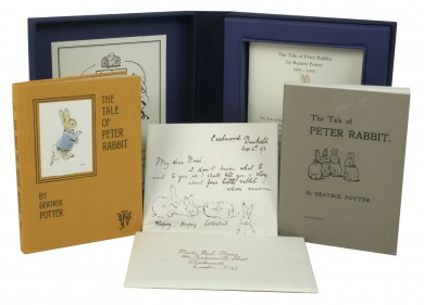 The Tale of Peter Rabbit: Limited Edition Cased Set - ,