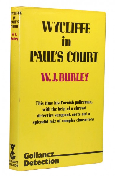 Wycliffe in Paul's Court - ,
