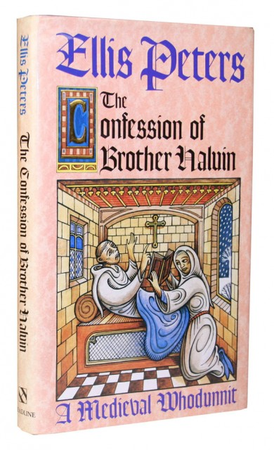 The Confession of Brother Haluin - ,