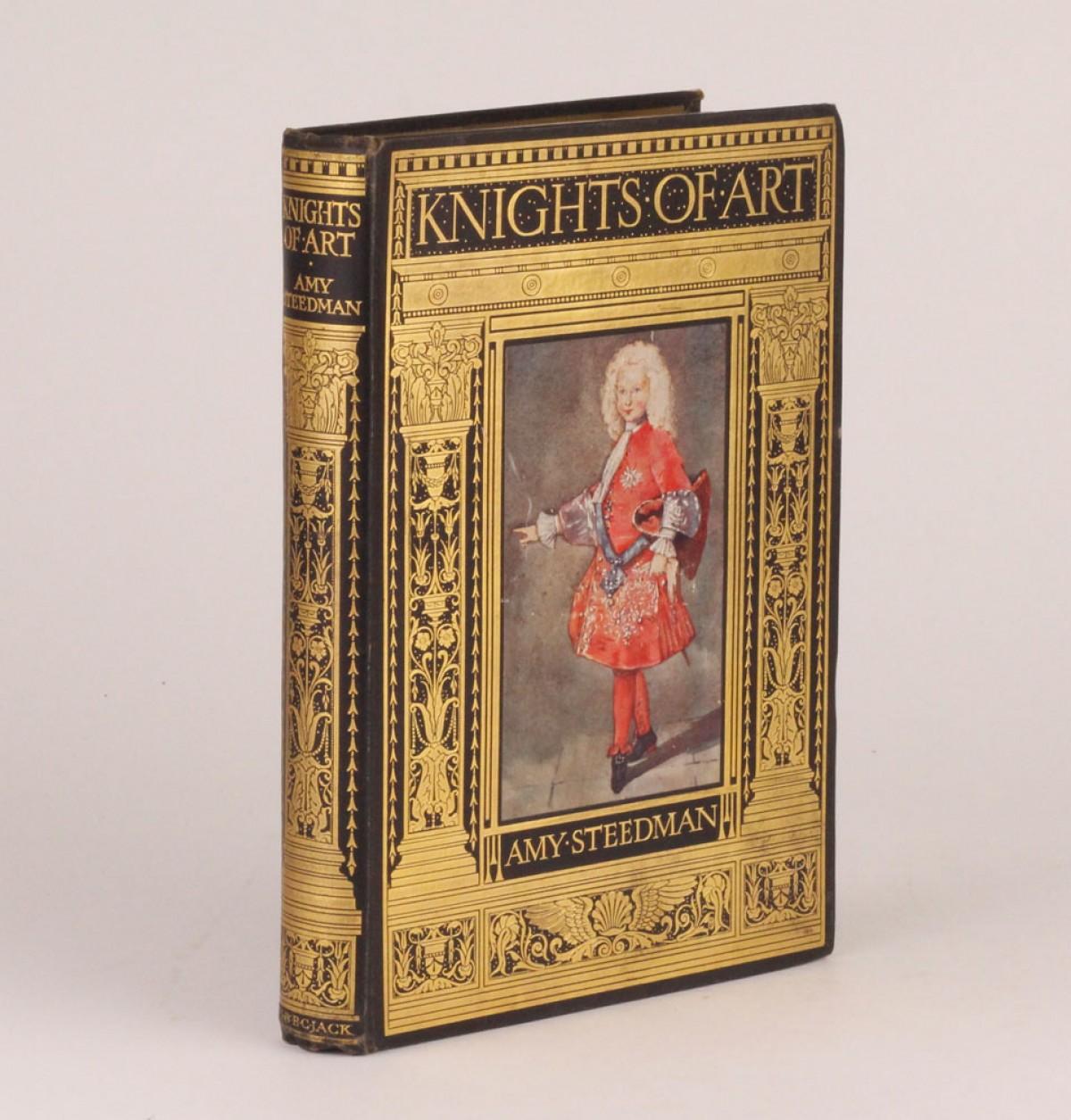Amy Knights Pics knights of artsteedman, amy / steedman, amy - jonkers