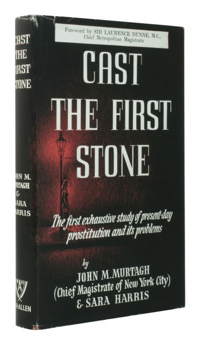 Cast the First Stone - ,