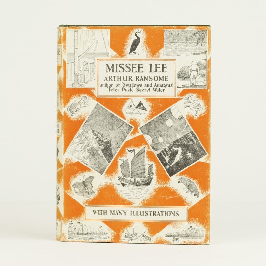 Missee Lee By Ransome Arthur Jonkers Rare Books