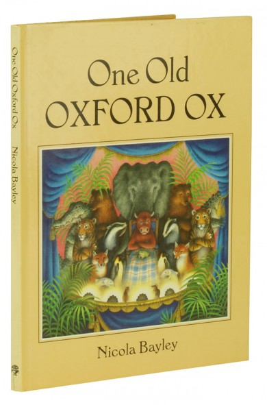 One Old Oxford Ox - ,