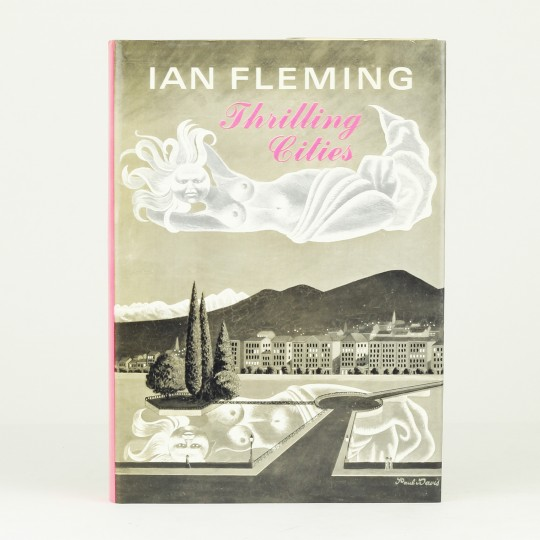 Thrilling Cities By FLEMING, Ian